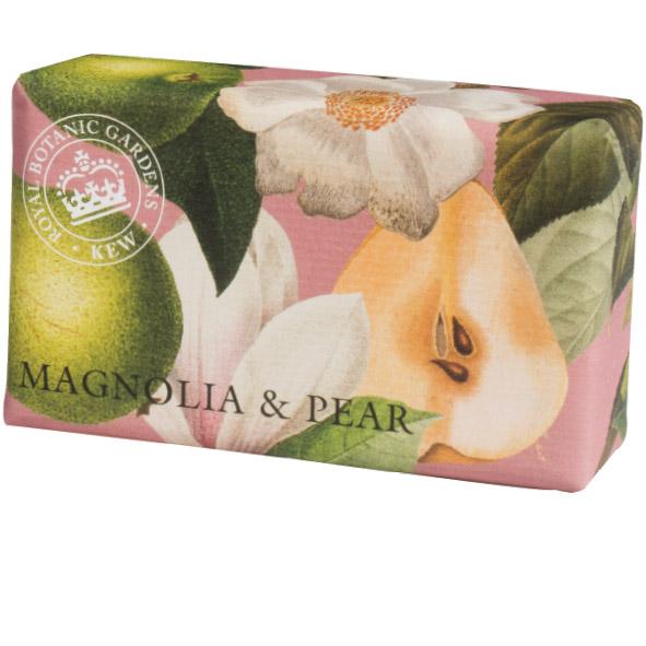 Magnolia & Pear Soap - Buy Online UK