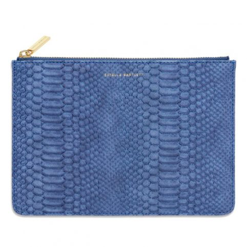 Estella Bartlett Snakeskin Effect Clutch - Buy Online UK