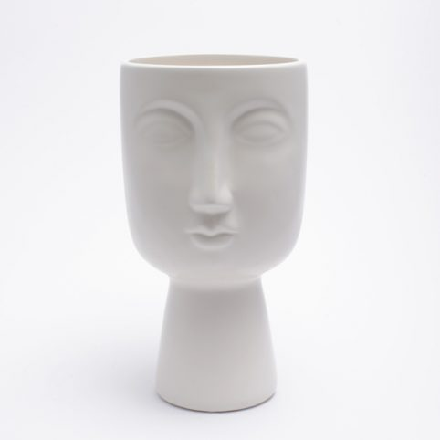 Temerity Jones Pagan Face Vase - Buy Online UK