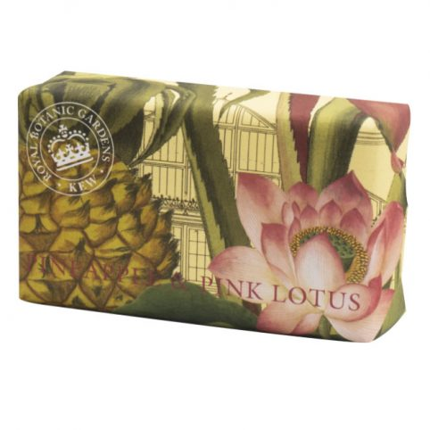 Pineapple Lotus Soap - Kew Gardens | Buy Online UK