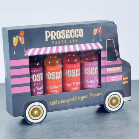 Prosecco Party Van - Buy Online UK