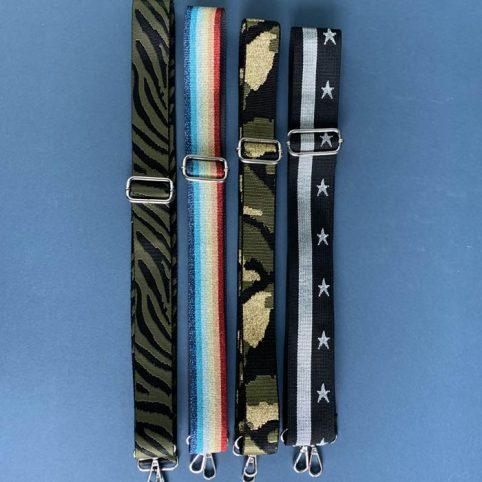detachable canvas strap - purchase online UK