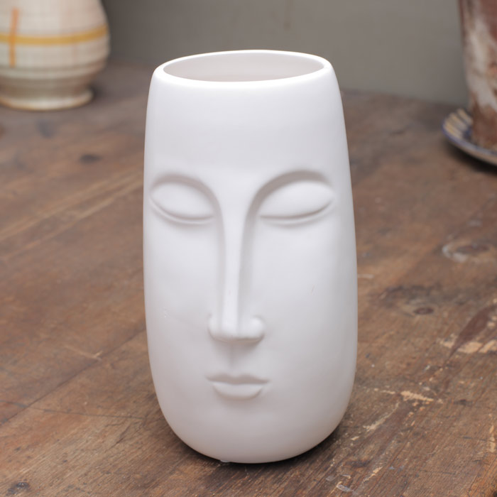 Temerity Jones Face Vase - Buy Online UK
