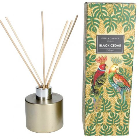 Black Cedar Diffuser - Buy Online UK