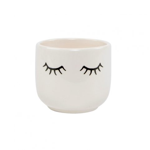 Mini Planter Eyes Shut - Buy Online UK