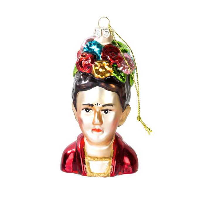 Frida Kahlo Christmas Tree Decoration - Buy Online UK