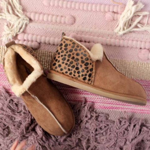 Shepherd Sheepskin Slippers - Buy Online UK