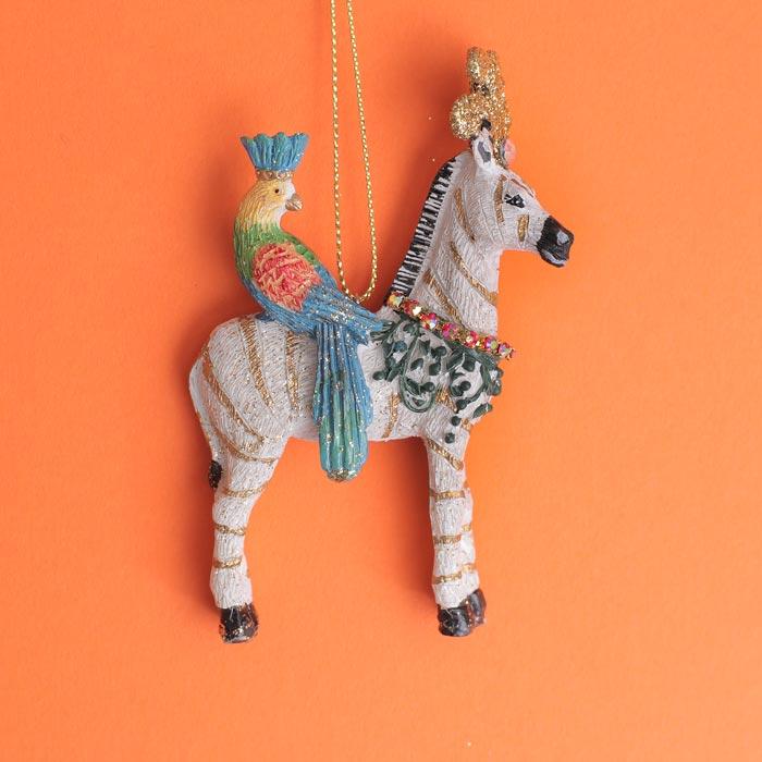 zebra-christmas-tree-ornament