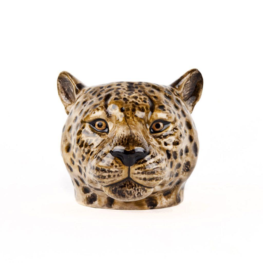 Leopard Egg Cup - Buy Online UK