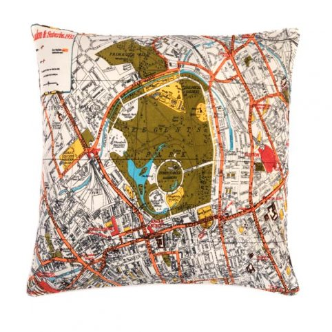 London Print Cushion - Buy Online UK