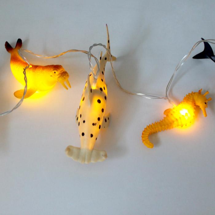 Sea Creatures String Lights Disaster Deisgns - Buy Online UK