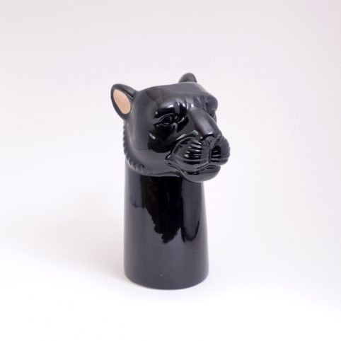 Black Panther Vase Temerity Jones - Buy Online UK