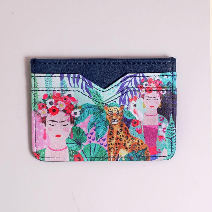 Frida Kahlo Card Holder - Buy Online UK