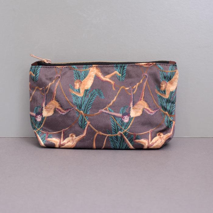 Gisela Graham Monkey Make up Bag - Buy Online UK