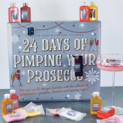 Prosecco Advent Calendar £20 - Buy online UK