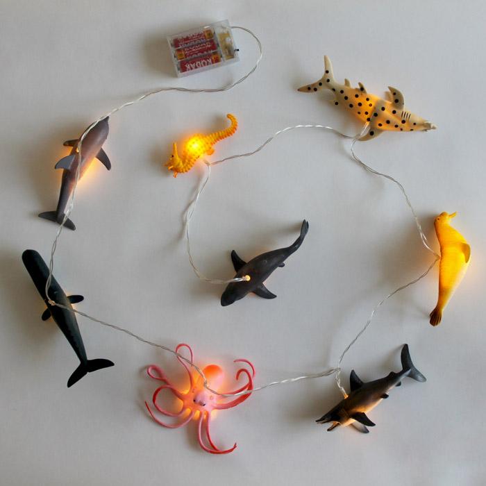 Sea Creatures Fairy Lights - Buy Online UK