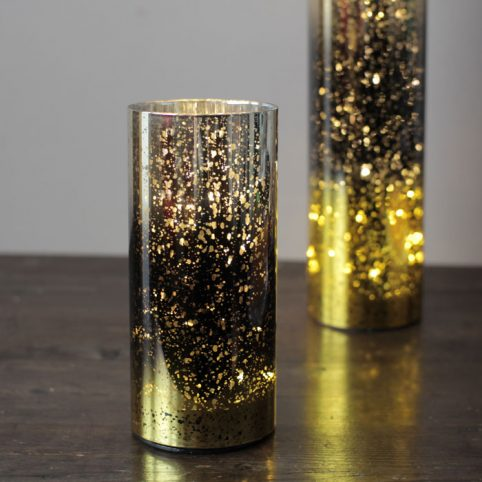 Glass Cylinder Light Decoration Lightstyle London - Buy Online UK