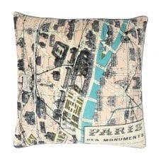 Paris Cushion One Hundred Stars - Buy Online UK