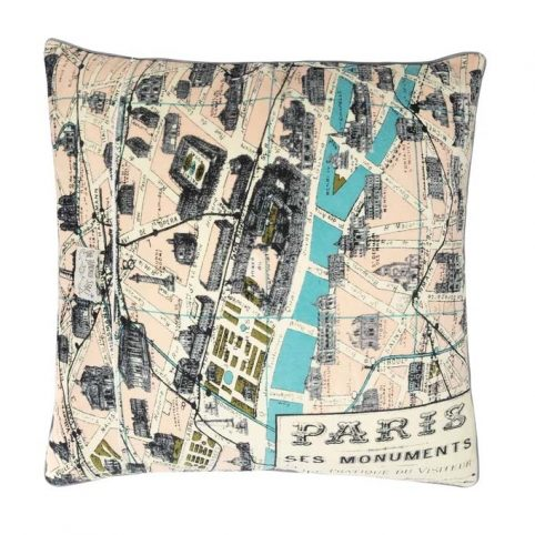 Paris Cushion One Hundred Stars - Buy Online UK