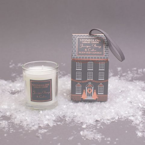 Festive Scented Candle From Stoneglow - Buy Online UK
