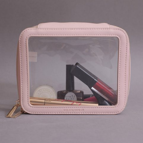 Estella Bartlett Clear Make Up Bag - Buy Online UK