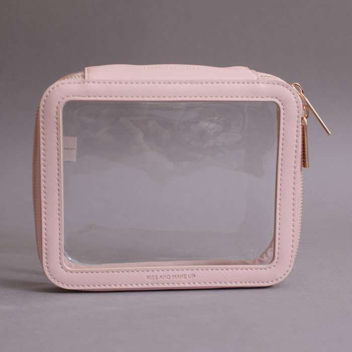 Clear Cosmetic Pouch - Buy Online UK