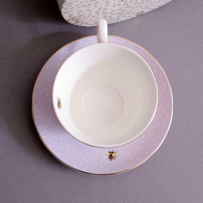 Yvonne Ellen Gin Cup Saucer