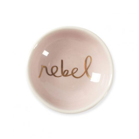 Rebel Small Trinket Dish - Buy Online UK