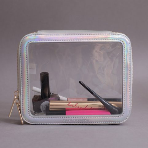 Clear Cosmetic Bag Estella Bartlett - Buy Buy Online UK
