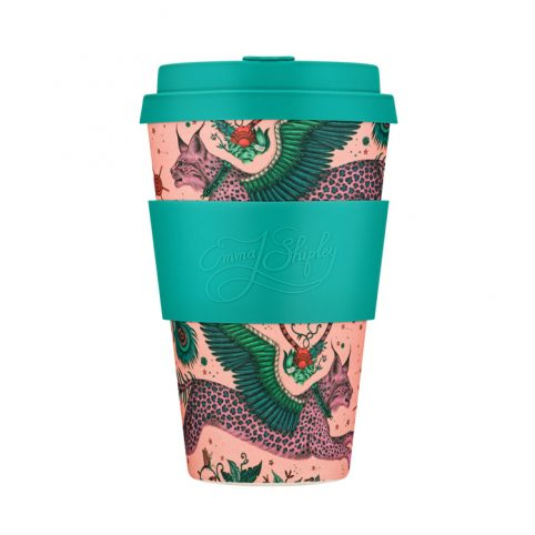 emma shipley ecoffee cup giraffe for sale online UK