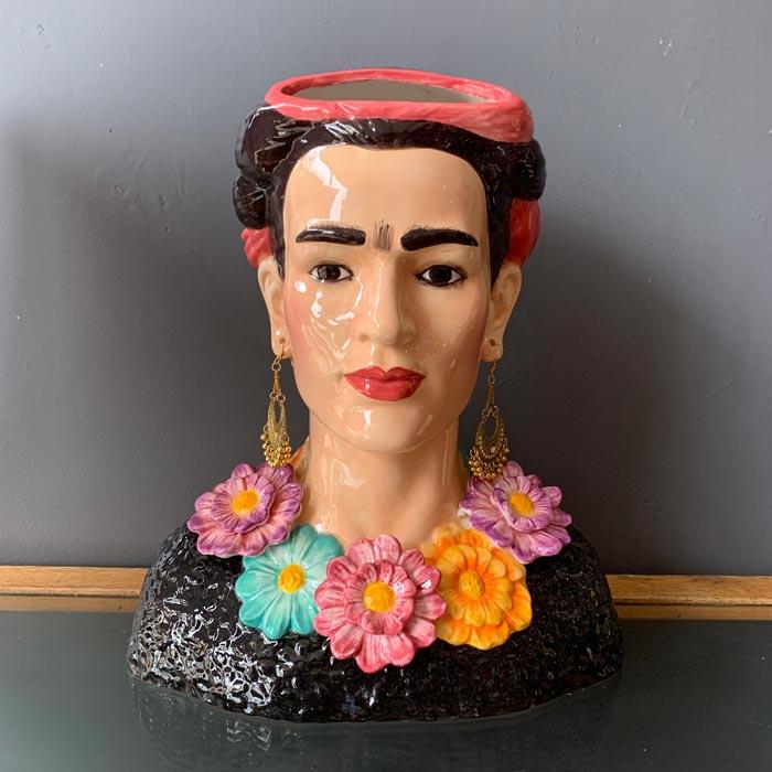 Frida Kahlo Vase - Buy Online UK