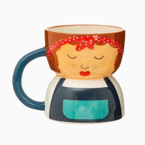 Sass and Belle Libby Mug - Buy Online UK