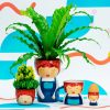 Sass and Belle Mini Libby Planters - Buy Online UK