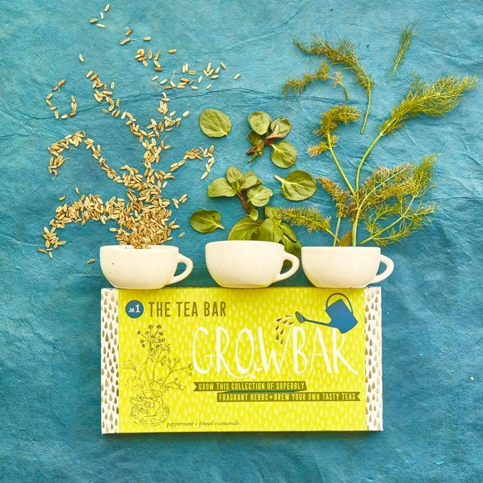 Tea Grow Bar - Buy Online UK
