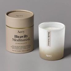 Aery Candle Heavily Meditated - Buy Online UK