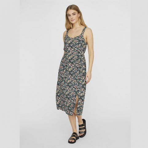 Floral Print Midi Dress Buy Online UK
