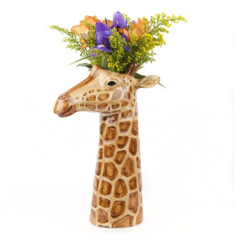 Giraffe Flower Vase From Quail Purchase Online With Free UK Delivery Over £20