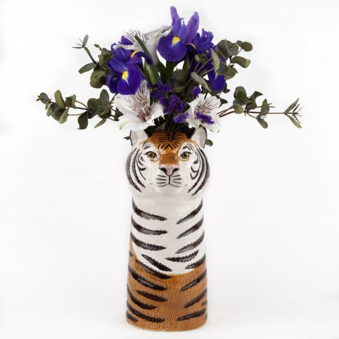 Quail Ceramics Tiger Vase - Buy Online UK