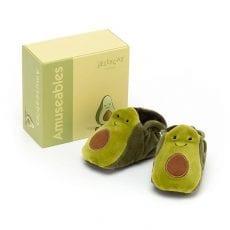 Avocado Baby Booties - Buy Online UK