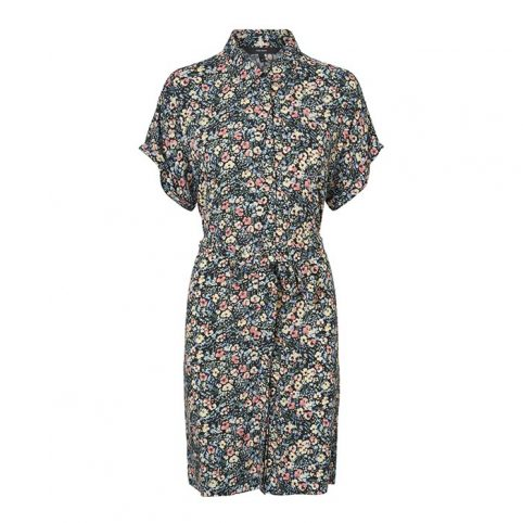 Floral-Mini-Shirt-Dress-Buy-Online-UK
