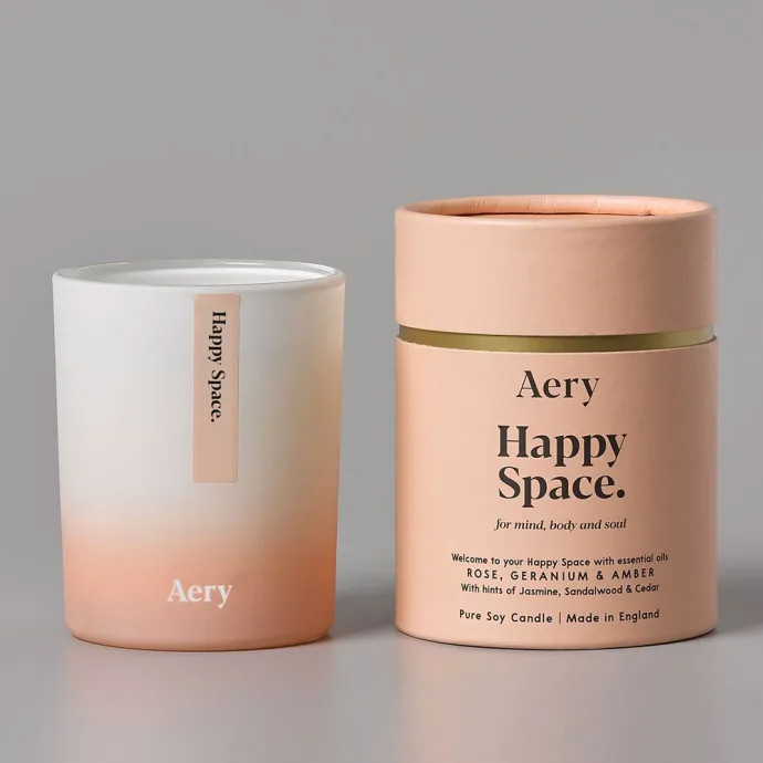 Aery Happy Space Candle - Buy Online UK