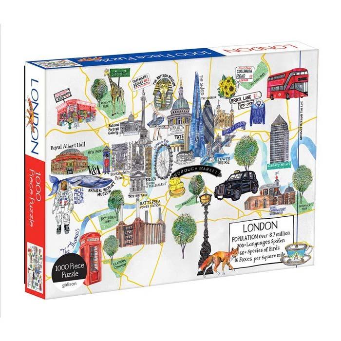 London Jigsaw Puzzle - Buy Online UK