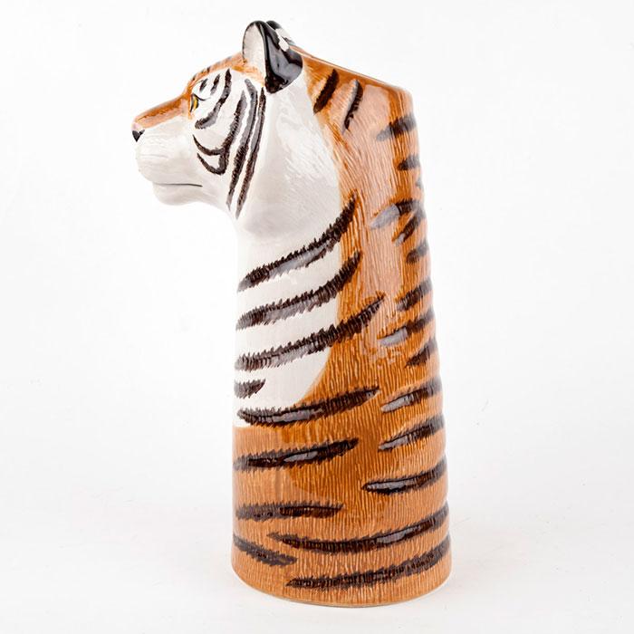 Tiger Vase - Buy Online UK