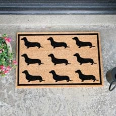 Dachshund Doormat - Buy Online UK