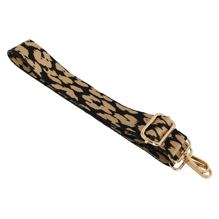 Leopard Print Bag Strap - Buy Online UK