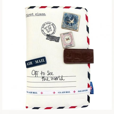 Paper Plane Travel Wallet - Buy Online UK