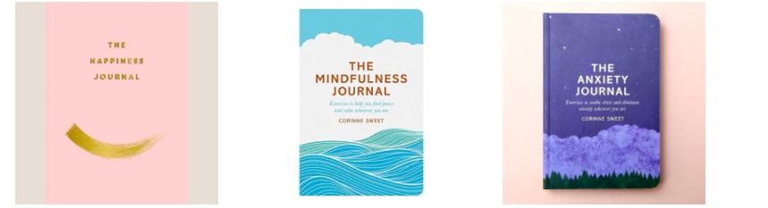 mindful habits journals