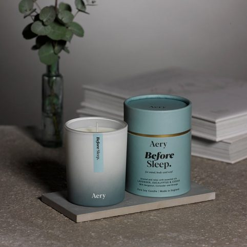 Aery Before Sleep Candle - Buy Online UK