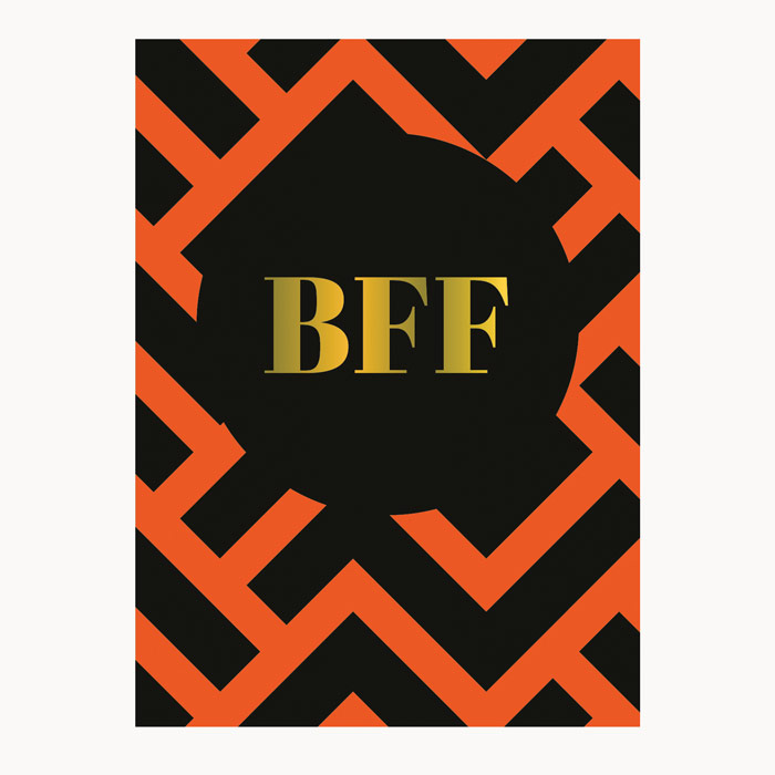 BFF - Best Friends Forever Book. Buy online UK