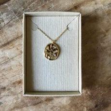 Boho Pebble Necklace Sixton - Buy Online UK